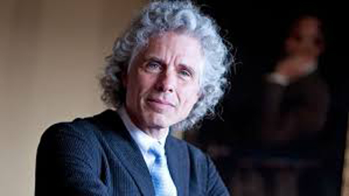 Shout-out from Steven Pinker